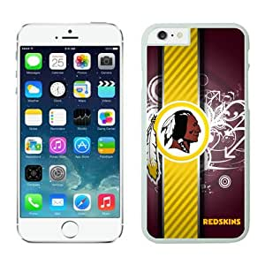 Iphone 6 Cover Case Washington Redskins iPhone 6 4.7 Inches Cases 29 White TPU Protective Phone Case