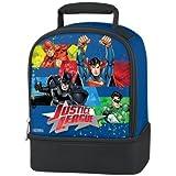 Justice League Dual Lunch Bag