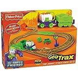 Fisher-Price GeoTrax DC Super Friends Joker Track Pack