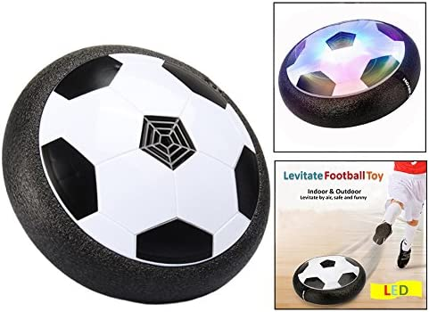 Flashing Air Hover Football Toy Air Power Soccer Juguete Balón de ...