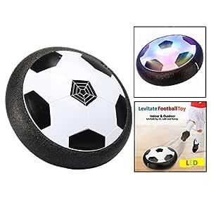 Itian Flashing Air Football, Juguete Balón de Fútbol Flotante ...