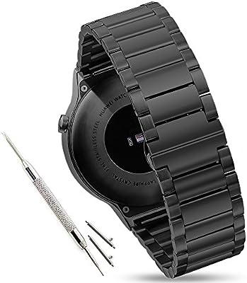 Amazon.com: Pinhen Moto 360 Watch Band Quick-Release ...