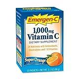 Emergen-C Supr Orange 10 Size 10ct Review