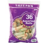 BAZIC Assorted Size Coin Wrappers (36/Pack) (Case of 50)