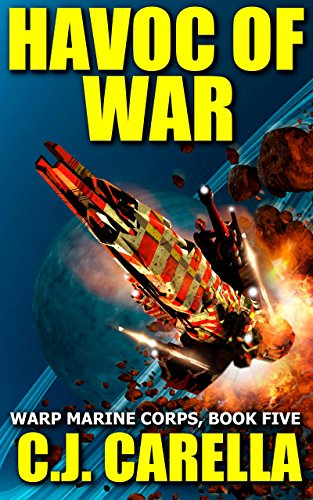 Havoc of War (Warp Marine Corps Book 5)