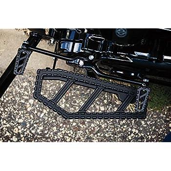 Amazon.com: Senkauto - Pizarra de suelo elástica para Harley ...