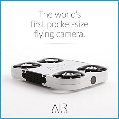 Amazon com: AirSelfie Portable Selfie Drone with HD Camera 2 4G WIFI
