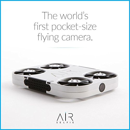 Air Selfie Portable Selfie Drone with HD Camera 2.4G WIFI FPV