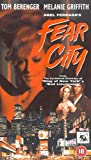 Fear City VHS Tape