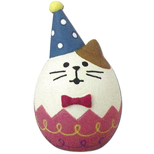 And much more [released in late 1/2018' ZER-37488 'Easter eggs and cat party' how concombre concon Bull tbh Easter Easter / interior / decoration / decoration / seasons / spring / /DECOLE Gift/present by How (Decole)