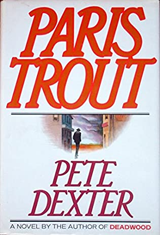book cover of Paris Trout