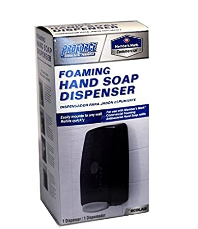 Members Mark Commercial Foaming Hand Soap Dispenser