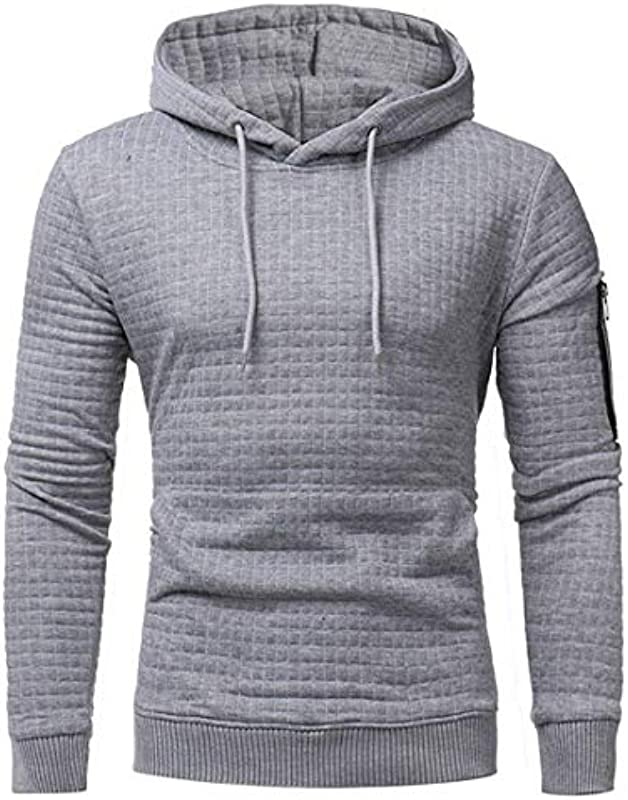 Męski sweter z dzianiny męski Nner długi rękaw bluza pled ubranie z kapturem topy modna kurtka wąska mocny ciepły płaszcz jesień zima olbrzymi sweter bluza: Odzież