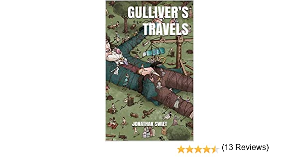 GULLIVERS TRAVELS (English Edition)