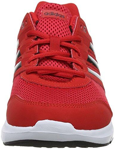 Chaussures Course Scarlet Rouge Pour Duramo Core 2 De 0 scarlet Blanc Blanc Ftwr Homme Noir Lite Adidas YqwAxgZIw