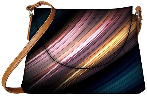 Snoogg Sac de plage, Multicolore (multicolore) - RPC-8018-SPUBAG