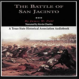 The Battle of San Jacinto Audiobook