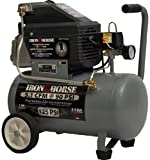 Iron Horse IHHP1065L 6.5-Gallon 125 PSI Max Electric Compressor