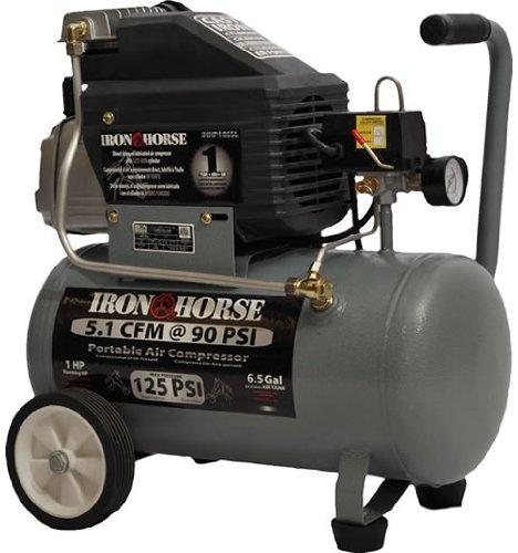 125 psi portable air compressor - 7