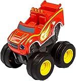 Fisher-Price Nickelodeon Blaze & the Monster Machines, Slam & Go Speed Light Blaze Truck