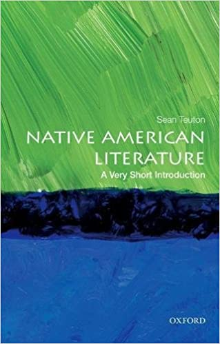 American Indian Literature A Very Short Introduction (Very Short Introductions)