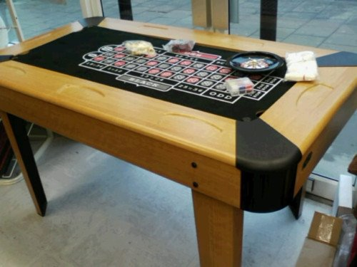 solex 8 in 1 games table