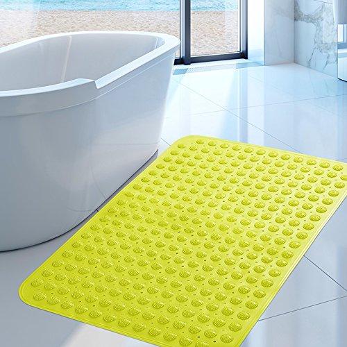 LIUXINDA-DT Bad Antiskid pad Bad dusche mit wc Platz Platz Platz 47. 77cm trottel - pad,58 × 90 cm,Die veilchen B07D6MRBSD Duschmatten ec8c37