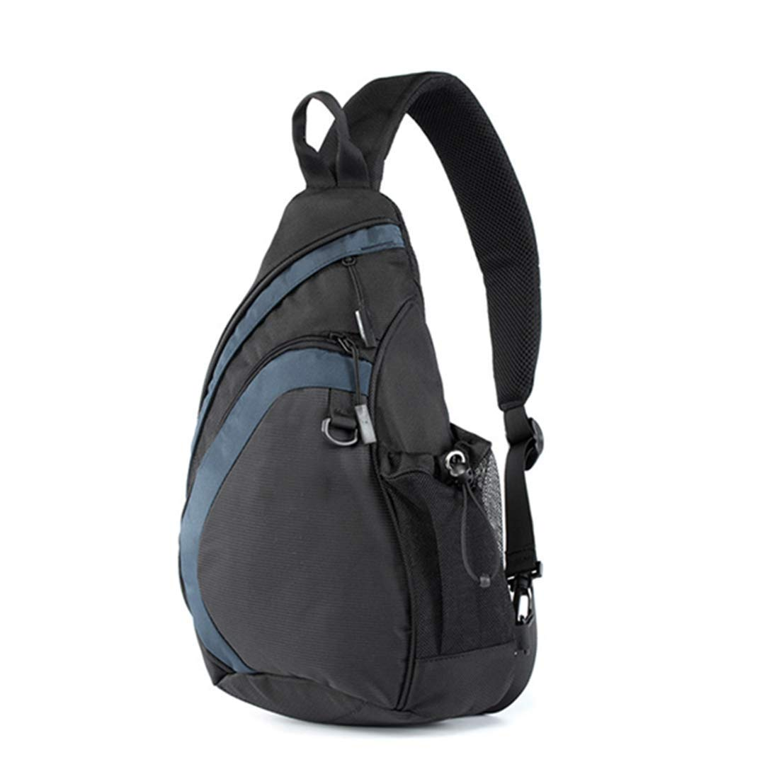 Amazon.com | Messenger Bag Men Nylon Multipurpose Chest Pack ...