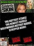 Celebrity Skin Magazine #112 Christina Aguilera (Heather Graham, Allyssa Milano, Natasha Henstridge)