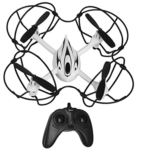 Top Race Mini Drone RC Quadcopter Drone 2.4ghz 6 Axis Gyro Helicopter Drone with Full Protective Circle Good Choice for Beginners