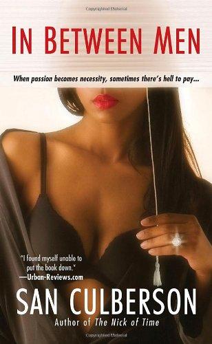 book cover of In Between Men