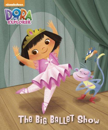 The Big Ballet Show (Dora the Explorer)