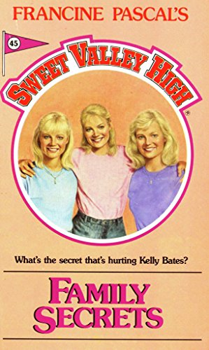 Amazon Family Secrets Sweet Valley High Book 45 Ebook