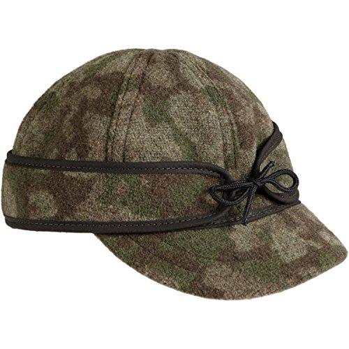 Stormy Kromer The Lil' Kromer, Color: Ottawa Camo, Size: Xl - Ottawa Store Hat