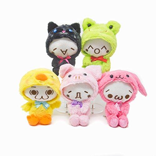 Cute Japanese Animal Costumes (Japanese Amuse Cute Kaomoji / Emoticon 6