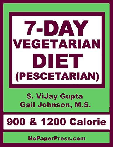 7-Day Vegetarian Diet: Pescetarian