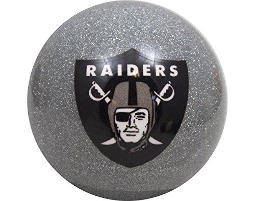 Oakland Raiders Nfl Billiard Ball - Officially Licensed NFL Oakland Raiders Billiard Pool Cue Ball 8