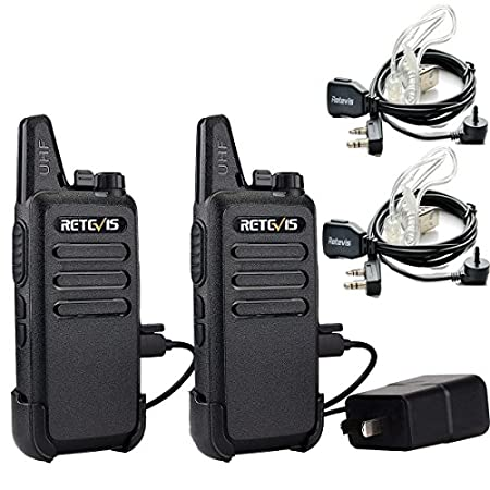 9 Best Walkie-Talkies for Cruise Ships - Buyers Guide