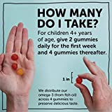 SmartyPants Kids Formula & Fiber Daily Gummy