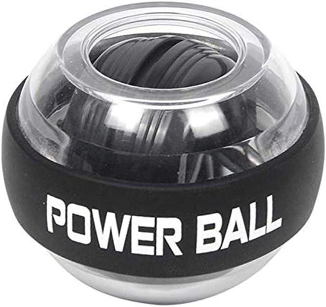 Powerball Originale Main Exercise Fitness Poignet Boule Pour Une R/ésistance Accrue Poignet Et La Main Boule Poignet Fortifiant S/éance Dentra/înement,A