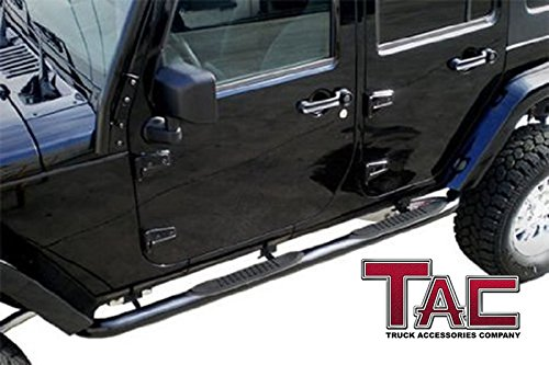 jeep 4 door nerf bars - 3