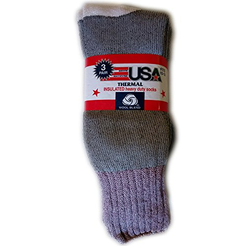 USA Blend Insulated Thermal 3 pairs