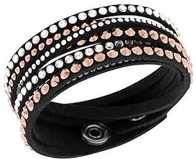Swarovski Slake Deluxe Black Bracelet , 5089699