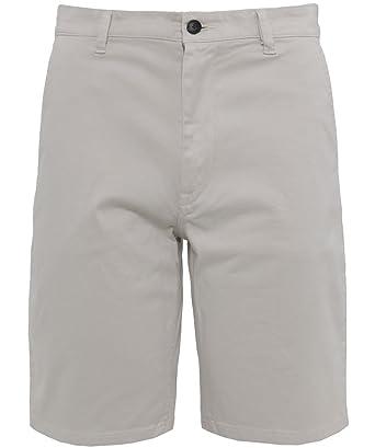 4a0074b7f Boss Orange Mens Shino Slim Shorts - Cream - 36: Amazon.co.uk: Clothing