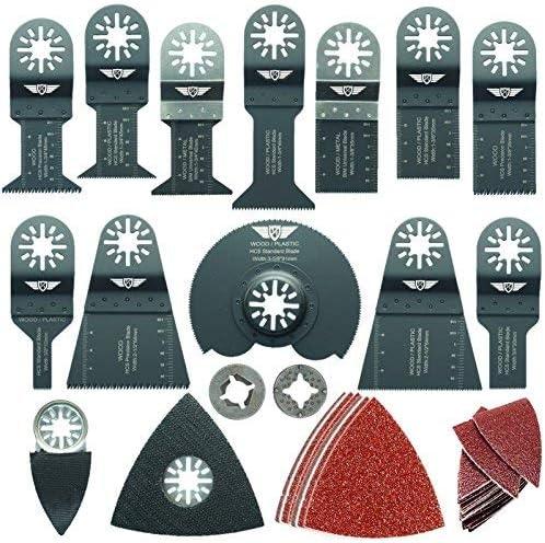 56/x topstools punk56sk Kit para cuchilla para Passat OS220/os10.8/multiherramienta Multi herramienta accesorios
