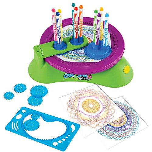 Cra Z Art Color Magic Cra Z Spiro Spinner