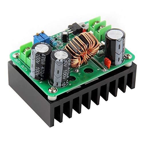 Black /& Green KNOSSOS DC-DC 600W 10-60V to 12-80V Boost Converter Step-up Module Car Power Supply