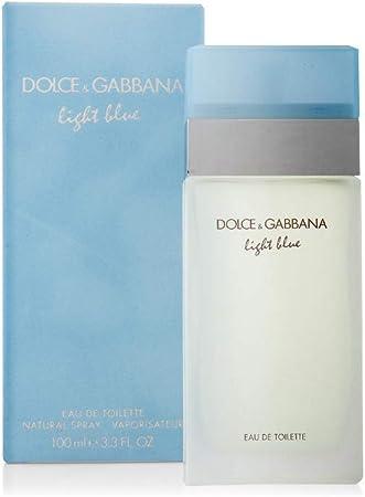 Dolce & Gabbana, Light Blue, EAU de Toilette, Spray, 100 ml