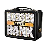 WWE Authentic Wear WWE Sasha Banks Bosses Make Bank Lunch Box