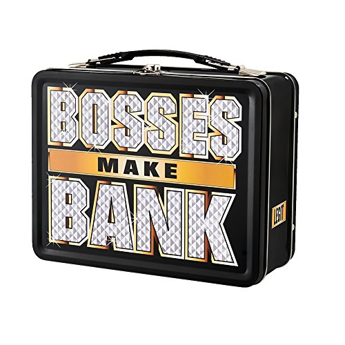 WWE Authentic Wear WWE Sasha Banks Bosses Make Bank Lunch Box by WWE Authentic